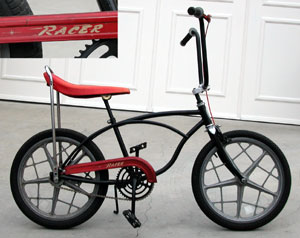 schwinn stingray pit bike